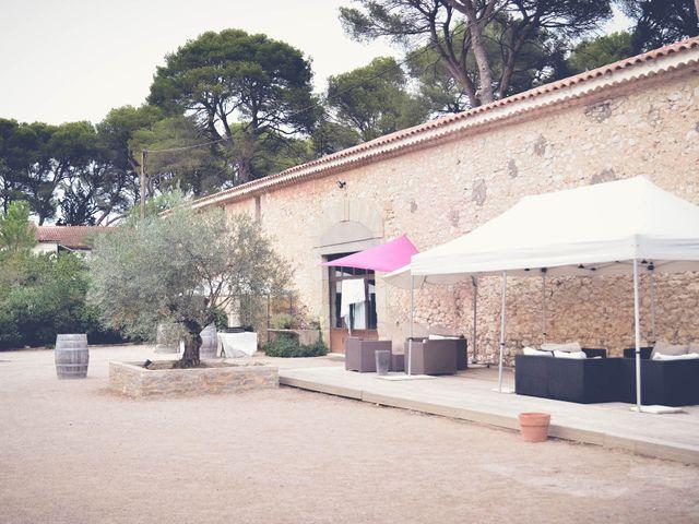 Le mariage de Stéphane et Déborah à Pomérols, Hérault 8