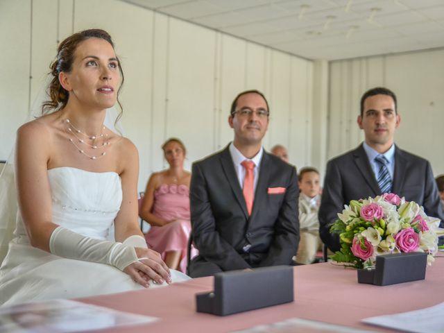 Le mariage de Raphaël et Vanessa à Vouneuil-sous-Biard, Vienne 9