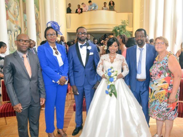 Le mariage de Kenneth et Nadege  à Poissy, Yvelines 4