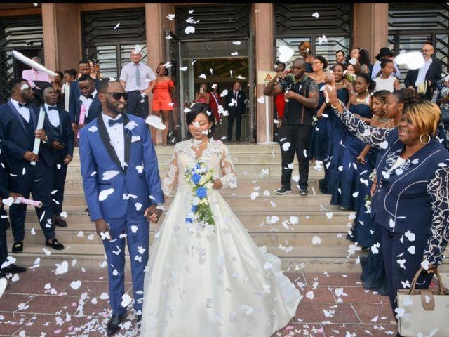 Le mariage de Nadege  et Kenneth