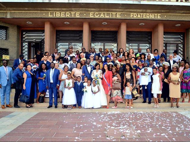 Le mariage de Kenneth et Nadege  à Poissy, Yvelines 2
