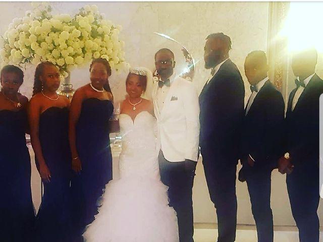 Le mariage de Kenneth et Nadege  à Poissy, Yvelines 5