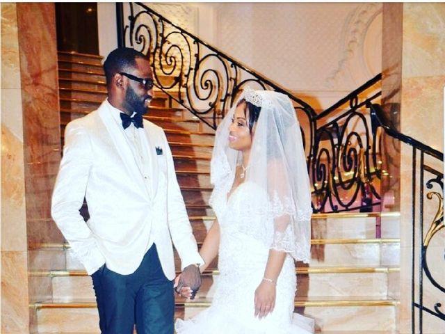 Le mariage de Kenneth et Nadege  à Poissy, Yvelines 1