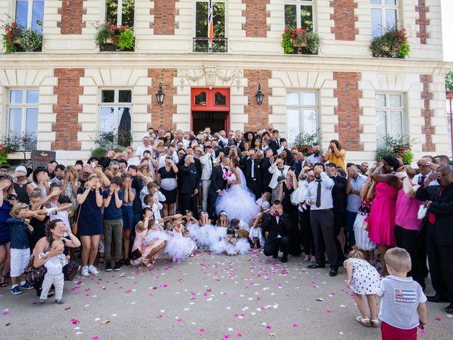 Le mariage de Aurélien et Estelle à Dammarie-lès-Lys, Seine-et-Marne 17