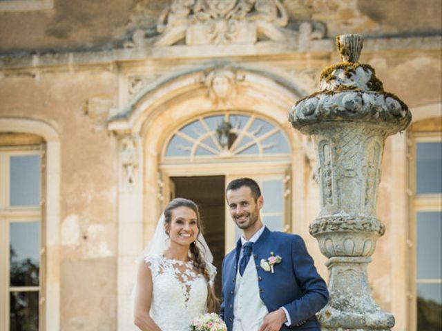 Le mariage de Jean-Baptiste et Emilie à Nancy, Meurthe-et-Moselle 35