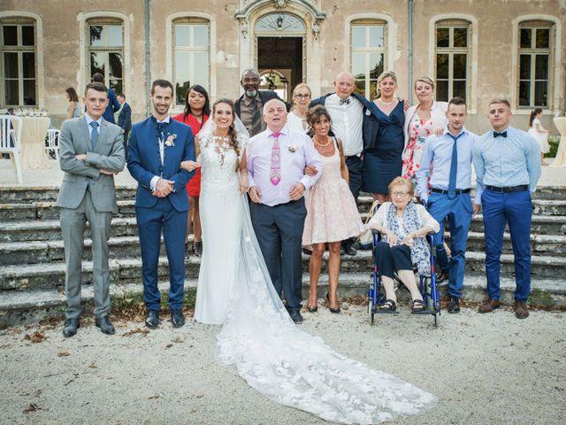 Le mariage de Jean-Baptiste et Emilie à Nancy, Meurthe-et-Moselle 44