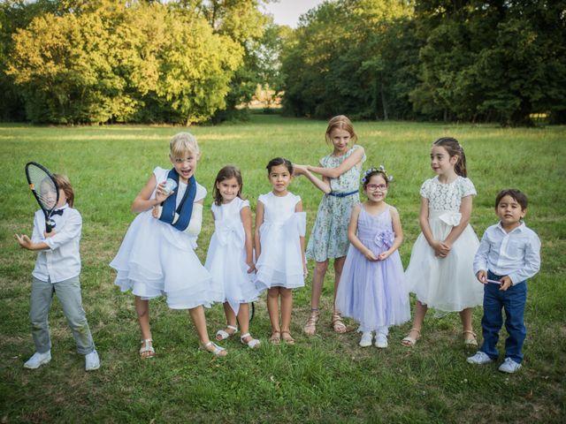 Le mariage de Jean-Baptiste et Emilie à Nancy, Meurthe-et-Moselle 59