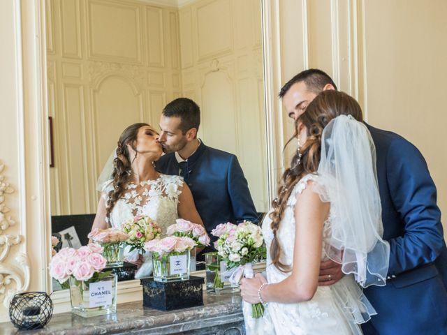Le mariage de Jean-Baptiste et Emilie à Nancy, Meurthe-et-Moselle 86