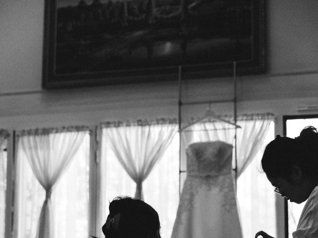 Le mariage de Damien et Nathalie à Montrouge, Hauts-de-Seine 3