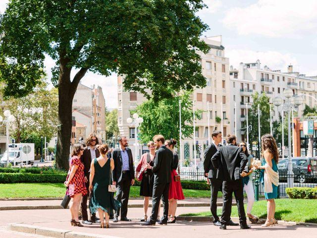 Le mariage de Damien et Nathalie à Montrouge, Hauts-de-Seine 37
