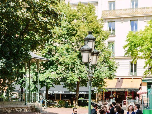 Le mariage de Damien et Nathalie à Montrouge, Hauts-de-Seine 39