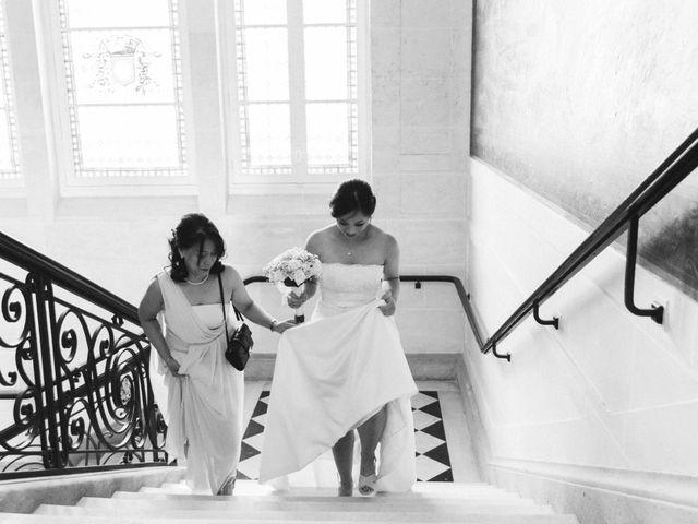 Le mariage de Damien et Nathalie à Montrouge, Hauts-de-Seine 40