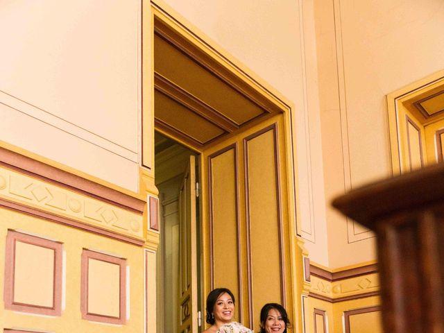 Le mariage de Damien et Nathalie à Montrouge, Hauts-de-Seine 41