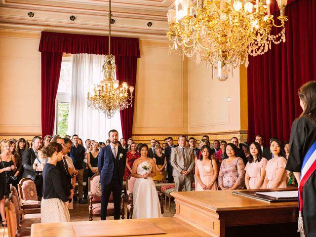 Le mariage de Damien et Nathalie à Montrouge, Hauts-de-Seine 44