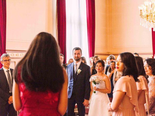 Le mariage de Damien et Nathalie à Montrouge, Hauts-de-Seine 46