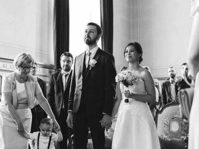 Le mariage de Damien et Nathalie à Montrouge, Hauts-de-Seine 47