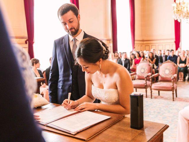 Le mariage de Damien et Nathalie à Montrouge, Hauts-de-Seine 54