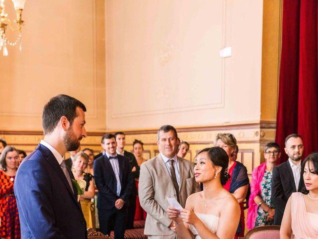 Le mariage de Damien et Nathalie à Montrouge, Hauts-de-Seine 55