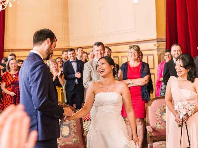 Le mariage de Damien et Nathalie à Montrouge, Hauts-de-Seine 60