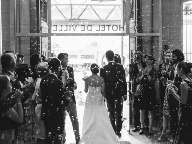 Le mariage de Damien et Nathalie à Montrouge, Hauts-de-Seine 63