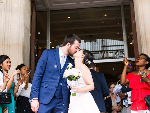 Le mariage de Damien et Nathalie à Montrouge, Hauts-de-Seine 64