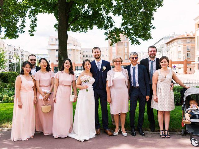 Le mariage de Damien et Nathalie à Montrouge, Hauts-de-Seine 68