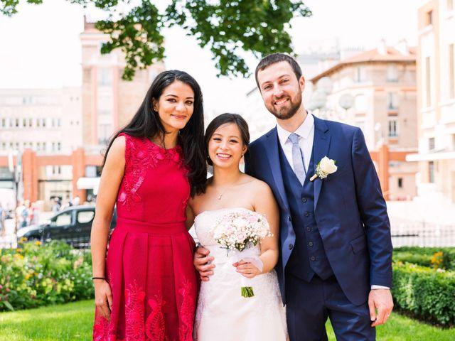 Le mariage de Damien et Nathalie à Montrouge, Hauts-de-Seine 70