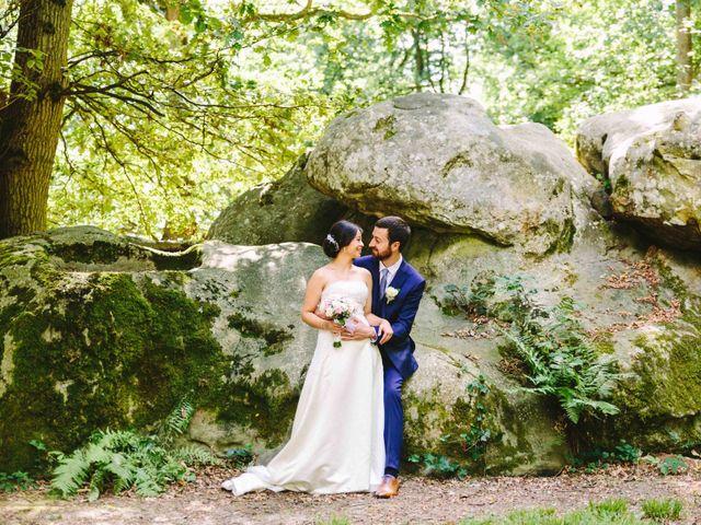 Le mariage de Damien et Nathalie à Montrouge, Hauts-de-Seine 75