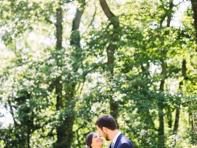 Le mariage de Damien et Nathalie à Montrouge, Hauts-de-Seine 76