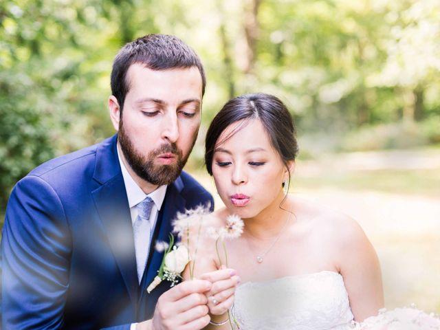Le mariage de Damien et Nathalie à Montrouge, Hauts-de-Seine 86