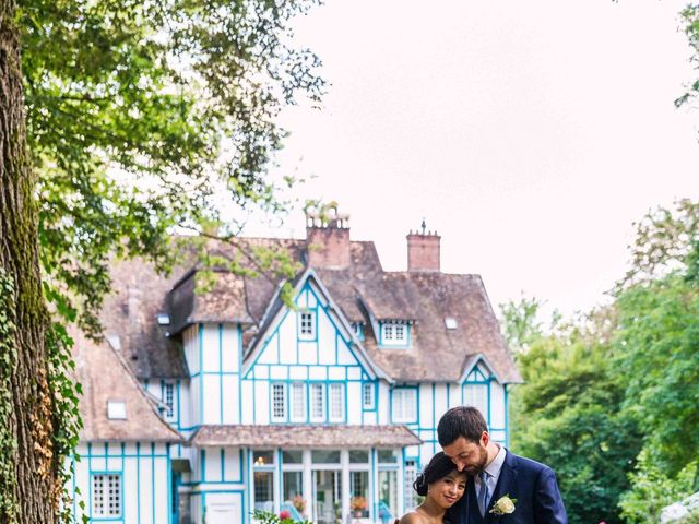 Le mariage de Damien et Nathalie à Montrouge, Hauts-de-Seine 88