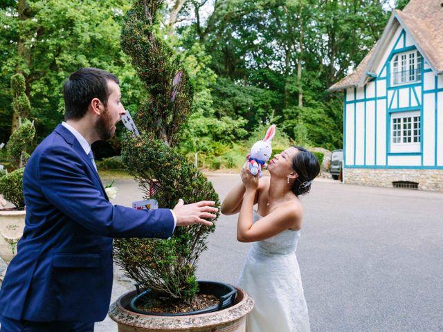 Le mariage de Damien et Nathalie à Montrouge, Hauts-de-Seine 91