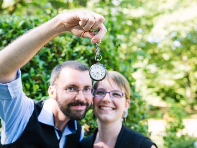 Le mariage de Damien et Nathalie à Montrouge, Hauts-de-Seine 107