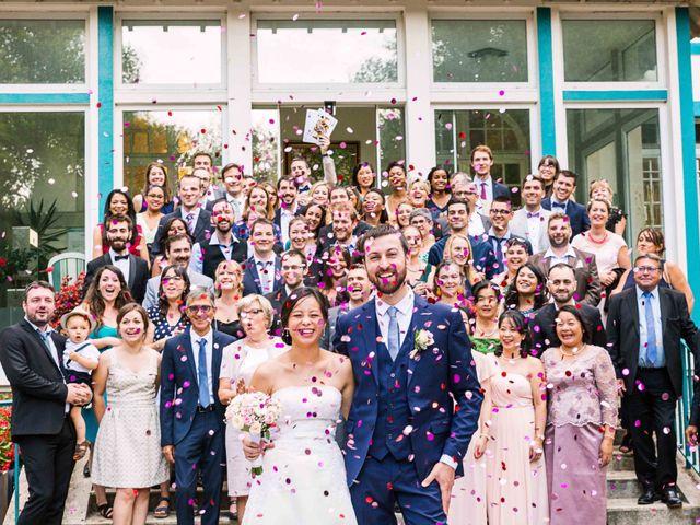Le mariage de Damien et Nathalie à Montrouge, Hauts-de-Seine 115