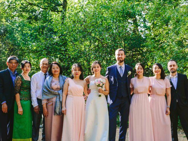 Le mariage de Damien et Nathalie à Montrouge, Hauts-de-Seine 117