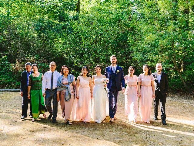 Le mariage de Damien et Nathalie à Montrouge, Hauts-de-Seine 118