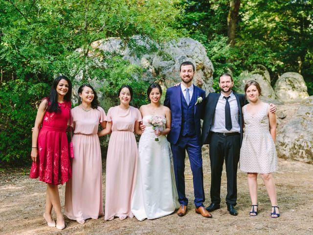 Le mariage de Damien et Nathalie à Montrouge, Hauts-de-Seine 120