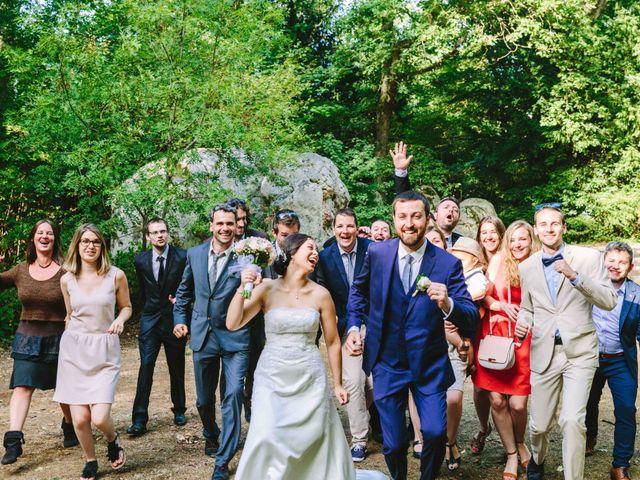 Le mariage de Damien et Nathalie à Montrouge, Hauts-de-Seine 121