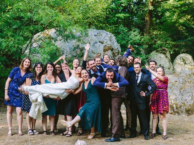 Le mariage de Damien et Nathalie à Montrouge, Hauts-de-Seine 122