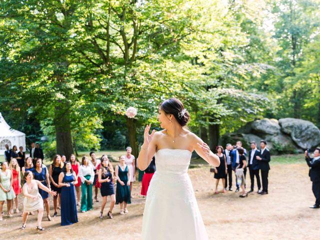 Le mariage de Damien et Nathalie à Montrouge, Hauts-de-Seine 129
