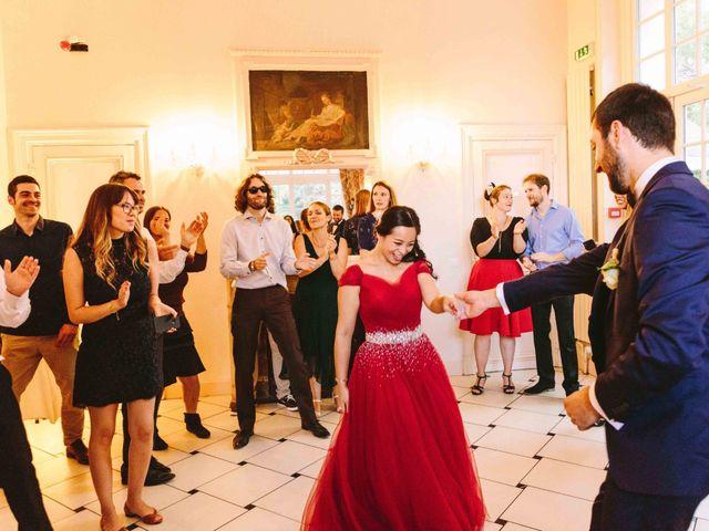 Le mariage de Damien et Nathalie à Montrouge, Hauts-de-Seine 143