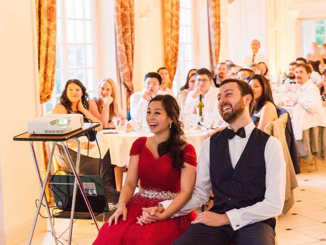 Le mariage de Damien et Nathalie à Montrouge, Hauts-de-Seine 153