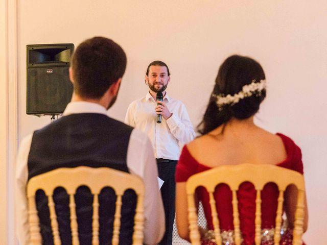 Le mariage de Damien et Nathalie à Montrouge, Hauts-de-Seine 154