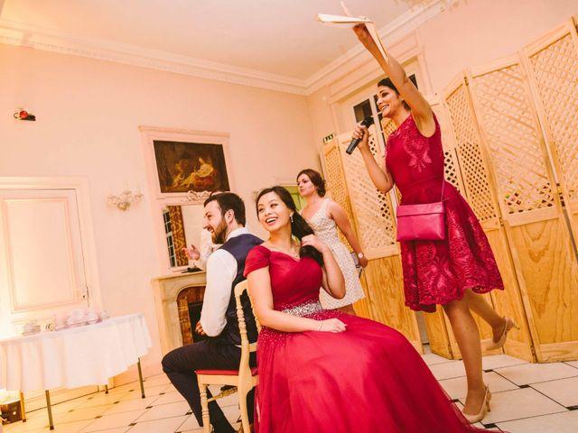 Le mariage de Damien et Nathalie à Montrouge, Hauts-de-Seine 161