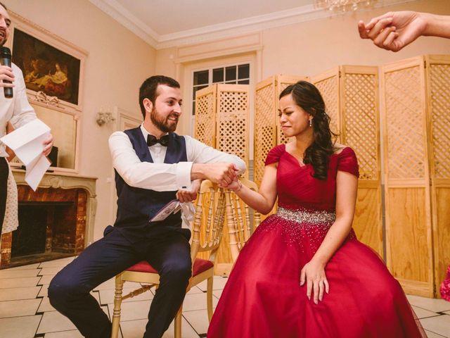 Le mariage de Damien et Nathalie à Montrouge, Hauts-de-Seine 164