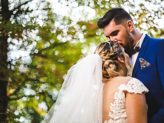 Le mariage de Patricia et Anthony à Annecy, Haute-Savoie 22