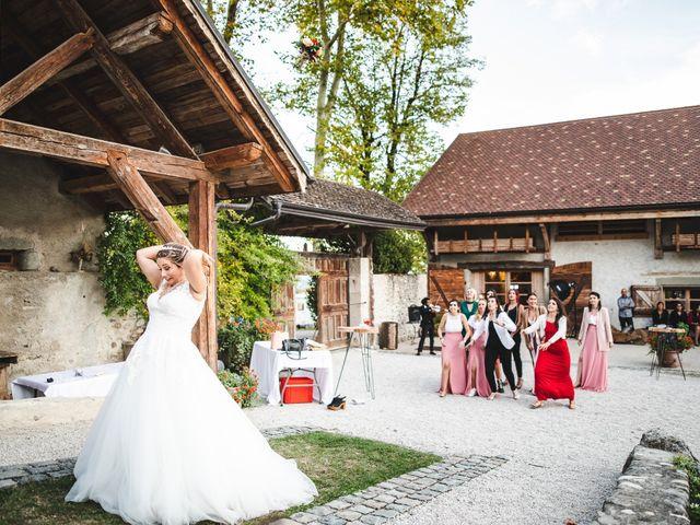 Le mariage de Patricia et Anthony à Annecy, Haute-Savoie 27