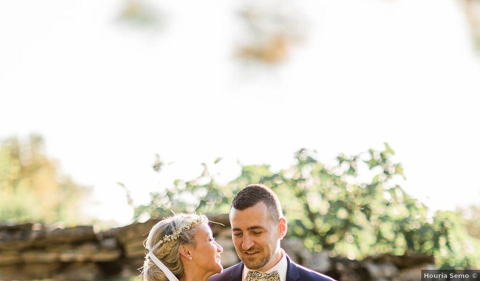 Le mariage de Benjamin et Charline à Calès, Lot