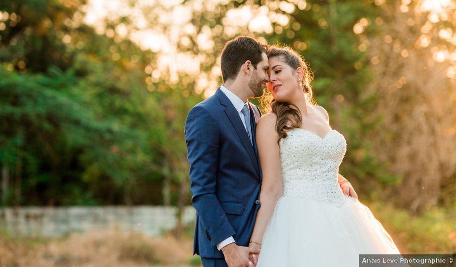 Le mariage de Benjamin et Camille à Pratviel, Tarn