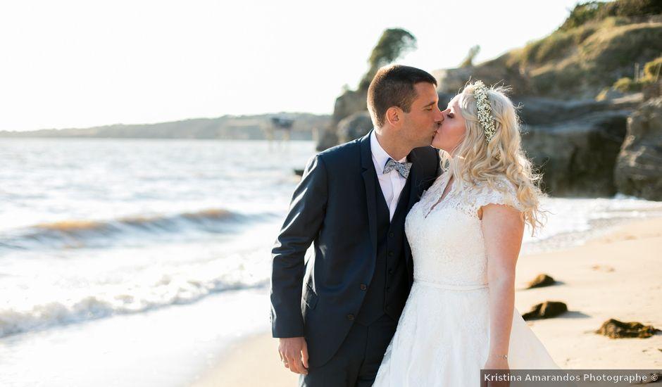 Le mariage de Vincent et Olesia à Chantonnay, Vendée